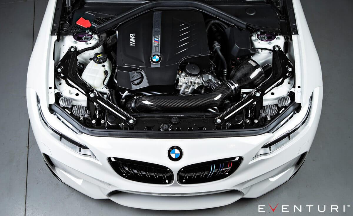 Eventuri BMW F22 F87 BMW M2 / M235i / M135i Carbon Air Intake