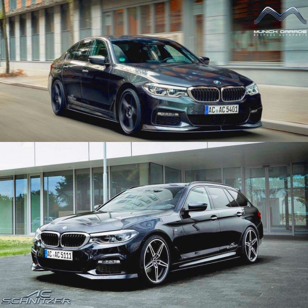Akrapovic Presented Evolution Line Exhaust For BMW M5 F90